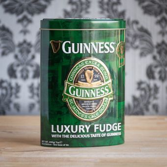 Guinness Fudge In Oval Tin