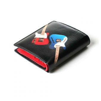 Guitars Coin Wallet