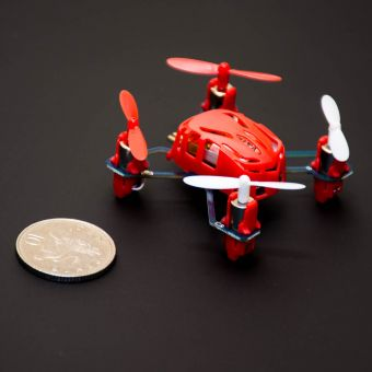 Hubsan Q4 Quadcopter Red
