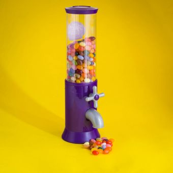 Jelly Beans On Tap Sweets