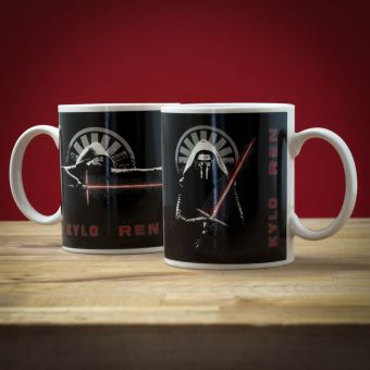 Kylo Ren Heat Change Mug
