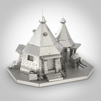 Harry Potter Hagrid's Hut Metal Earth Model