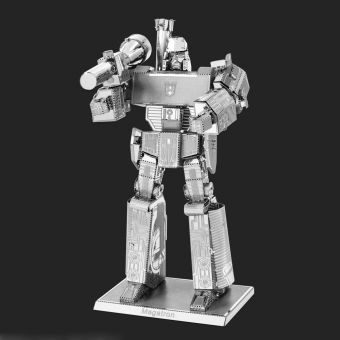 Metal Earth Transformers Megatron Sculpture