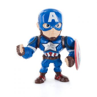 Metal Art Captain America