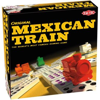Mexican Train Domino Set