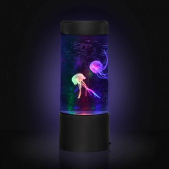 Round Mini Jellyfish Lamp