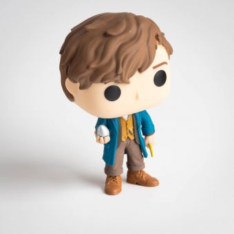 Fantastic Beasts and Where to Find Them Newt Scamander Pop! Vinyl