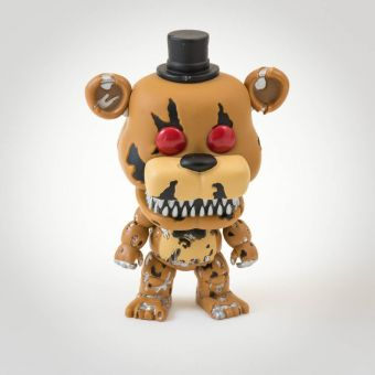 Five Nights at Freddy's Nightmare Freddy Pop! Vinyl
