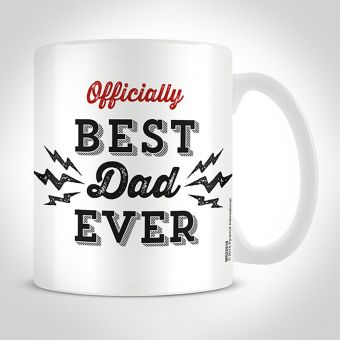 Officially the Best Dad Ever Mug