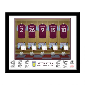 Name on a Shirt (Villa)