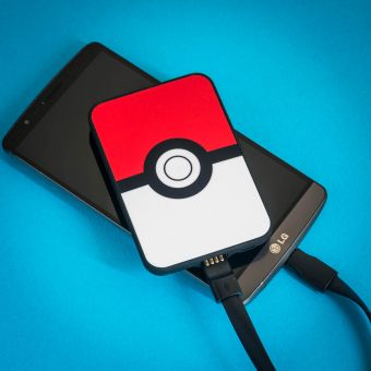Pokéball Power Bank 5000mAh