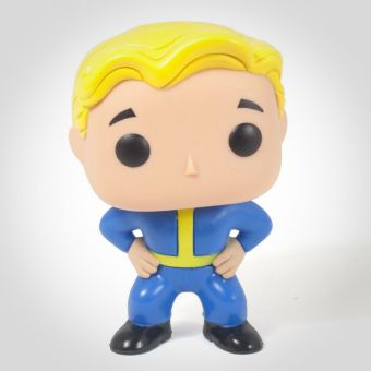 Fallout Vault Boy Pop! Vinyl