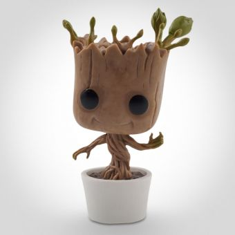 Guardians Of The Galaxy Dancing Groot Pop Vinyl Figure
