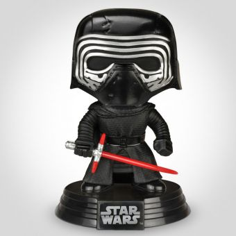 Star Wars Kylo Ren POP Vinyl Figurine
