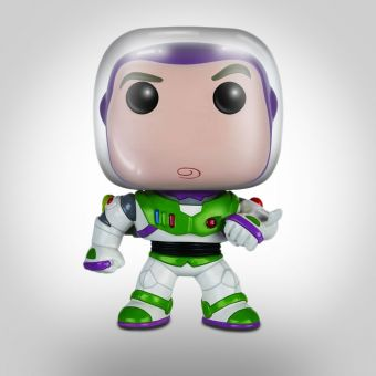 Toy Story Buzz Lightyear Pop! Vinyl