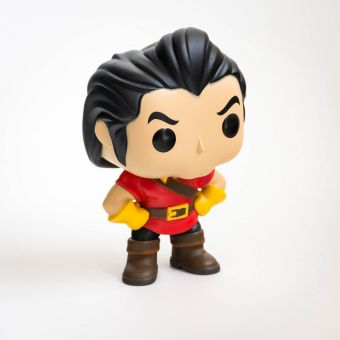 Beauty and The Beast Gaston Pop! Vinyl