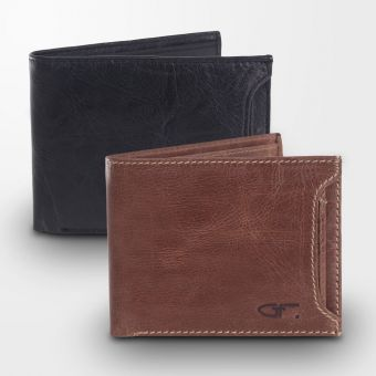Gino Ferrari Removable CC Wallet