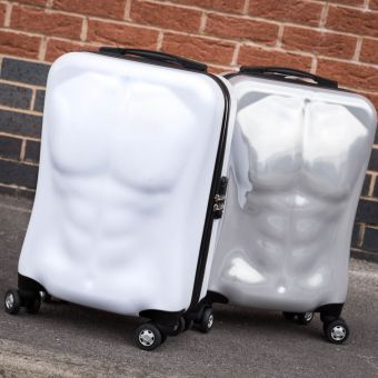 Ripped Luggage