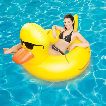 Gigantic Duck Pool Float