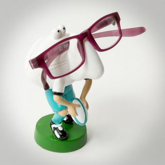 Rugby Nose Glasses Holder