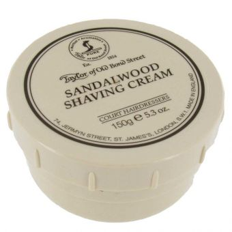 Sandlewood Shaving Cream 150g