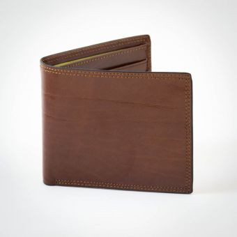 Smith & Canova Wallet Brown