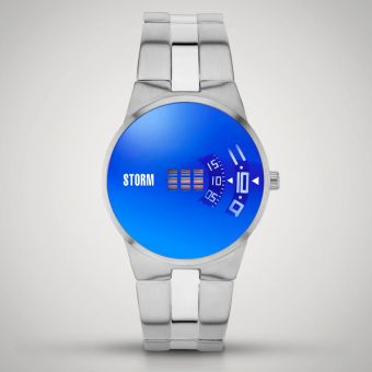 Storm Remi Lazer Blue Watch
