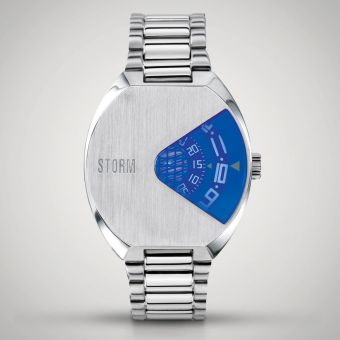 Storm Vadar Lazer Blue Watch