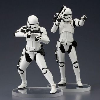 ARTFX First Order Stormtrooper 2-Pack