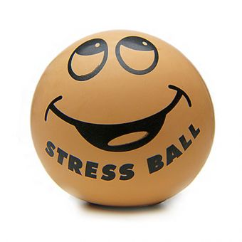 Stress Face Stress Ball 1
