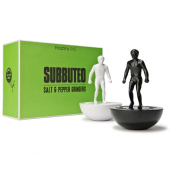 Subbuteo Salt & Pepper Grinders