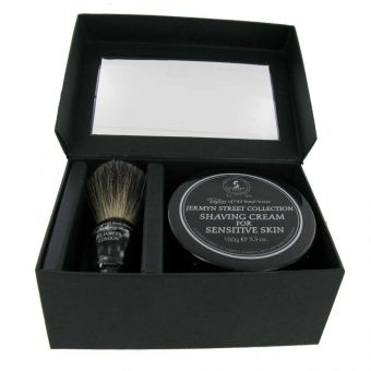 Taylors Jermyn Brush & Cream Set