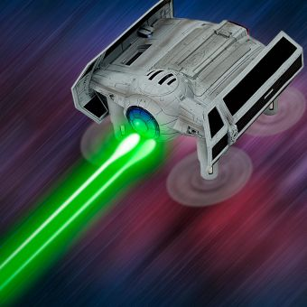 Star Wars Tie Advanced X1 Battling Quadcopter