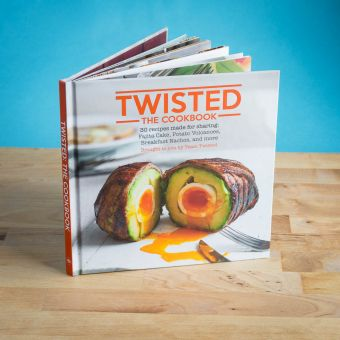 The Twisted Cookbook