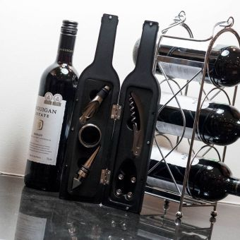 Wine Bottle Set