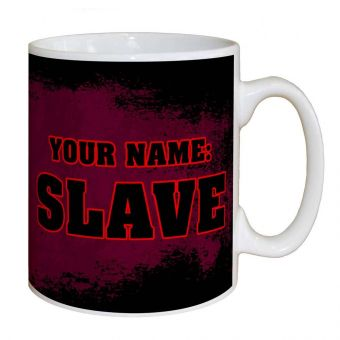 Your Name: Slave