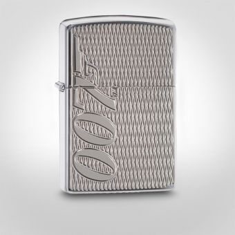 Zippo James Bond 007 Cigarette Lighter