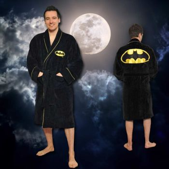 Batman Dressing Gown