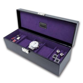 Watches & Cufflinks Box