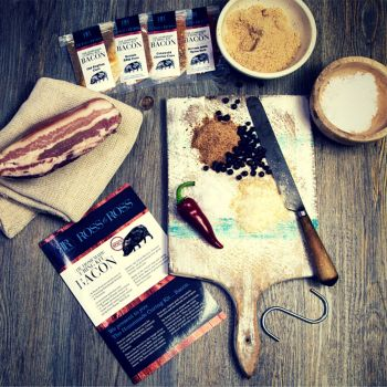Spicy Bacon Curing Kit