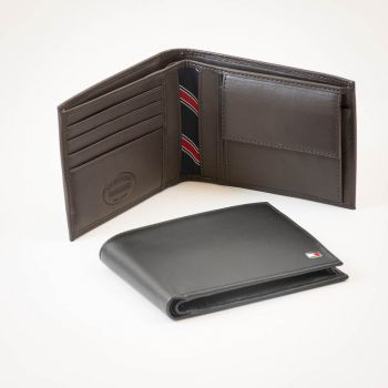 Tommy Hilfiger Eton CC and Coin Wallet
