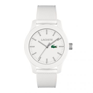Men's White Watch 12.12 2010762