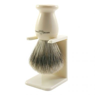 Large Badger Brush & Stand