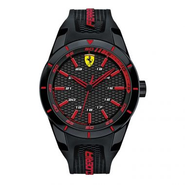 Red Rev Men's Watch
