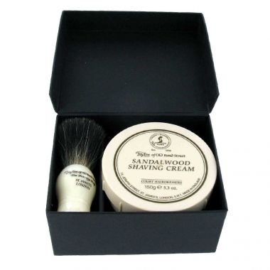 Brush & Cream Set
