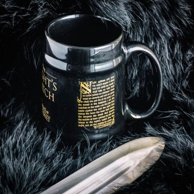 Night's Watch Game of Thrones Stein