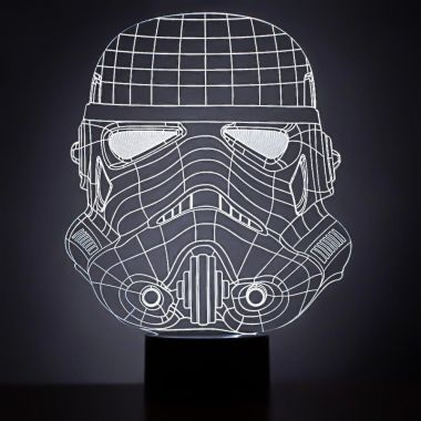 Original Stormtrooper Wire Frame Light