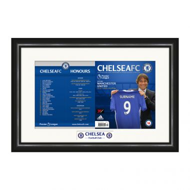 Match Day Football Programme (Chelsea)