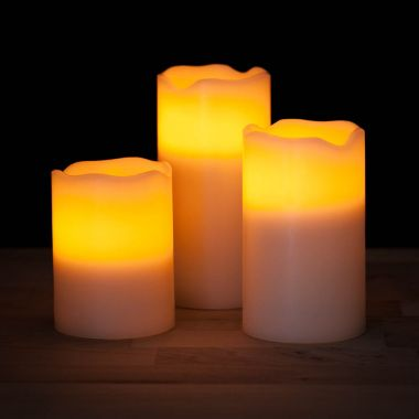 Remote Control Candle Set 2