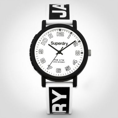 Superdry Campus SYG196BW Watch